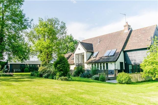 Thumbnail Detached house for sale in Boyton End, Thaxted, Dunmow