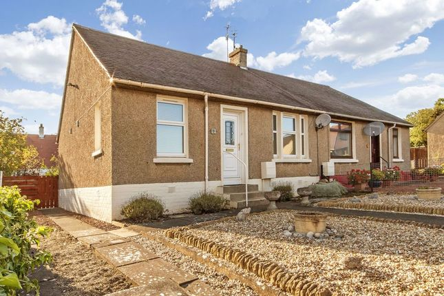 Thumbnail Semi-detached bungalow to rent in Artillery Park, Haddington