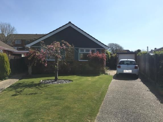 Thumbnail Bungalow for sale in Sandown Way, Bexhill-On-Sea, East Sussex