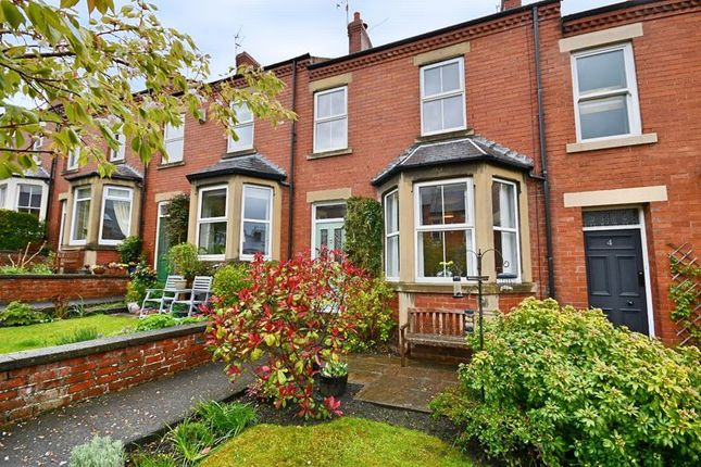 3 bed terraced house for sale in Olympia Hill, Morpeth NE61