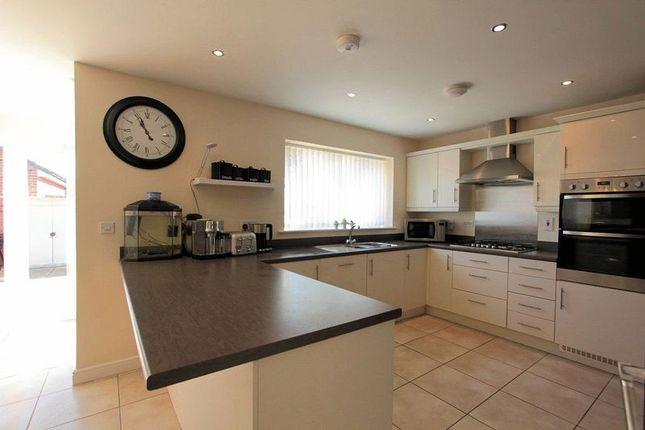 Kitchen Diner of Cae Thorley, Rhyl LL18
