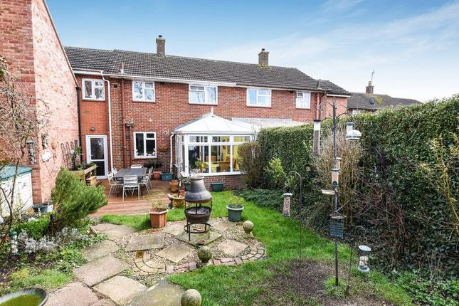 Thumbnail Semi-detached house for sale in West Hawthorn Road, Ambrosden, Bicester