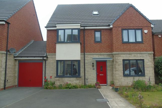 Thumbnail Detached house for sale in King Oswald Drive, Blaydon-On-Tyne