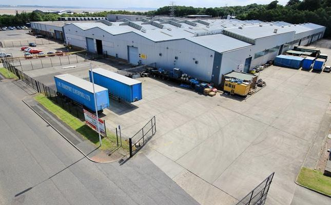 Thumbnail Light industrial to let in Unit 17C&D Plantation Park, Wirral International Business Park, Bromborough