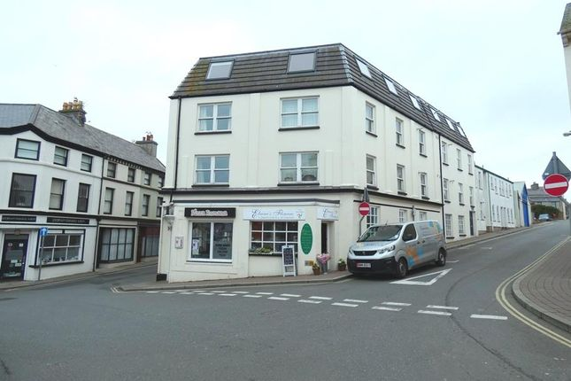 Thumbnail Flat for sale in Derby Road, Peel, Isle Of Man