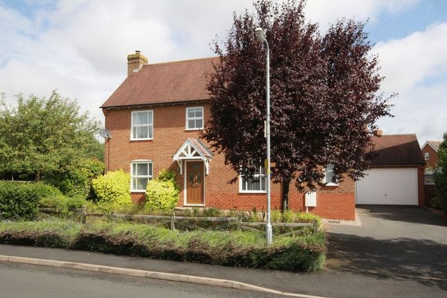 Thumbnail Detached house for sale in Chaffinch Way, Brackley