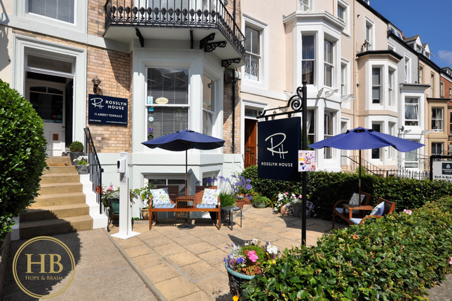 Thumbnail Town house for sale in Abbey Terrace, Whitby