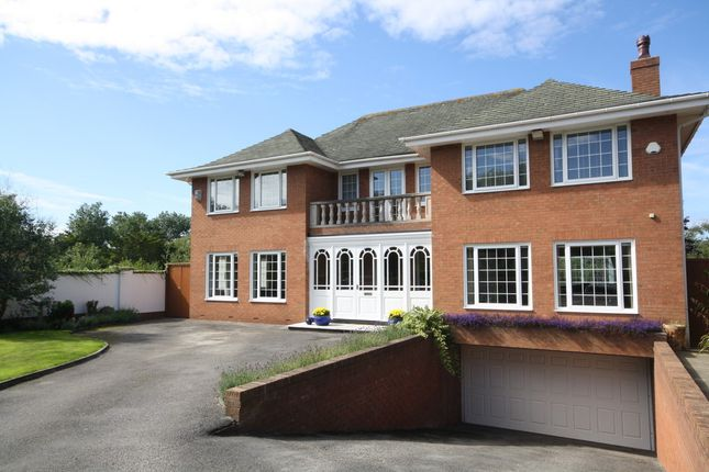 Thumbnail Detached house for sale in Granville Road, Birkdale, Southport