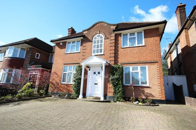 Thumbnail Detached house for sale in Golders Close, Edgware, Middlesex