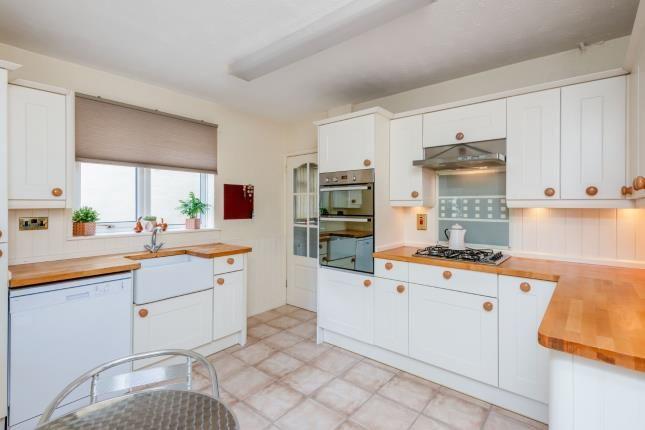 Kitchen of Mount Street, Hednesford, Cannock, Staffordshire WS12