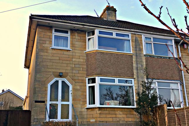 Thumbnail Semi-detached house for sale in Ivy Grove, Oldfield Park, Bath
