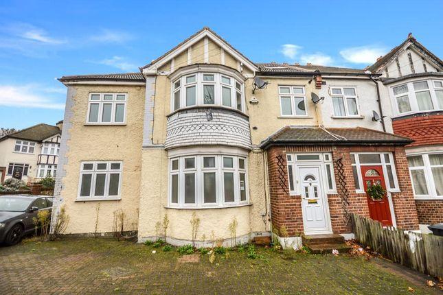 Thumbnail Semi-detached house for sale in Montacute Road, London