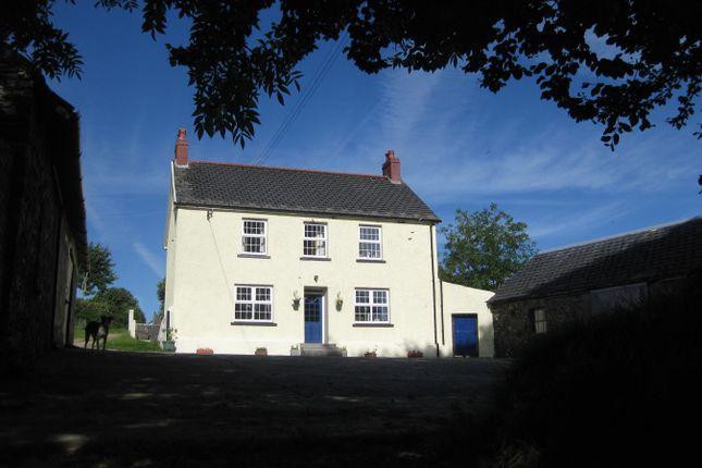 4 bed detached house for sale in Pencader, Carmarthenshire