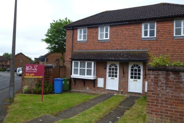 Thumbnail Property to rent in Wantage Road, College Town, Sandhurst