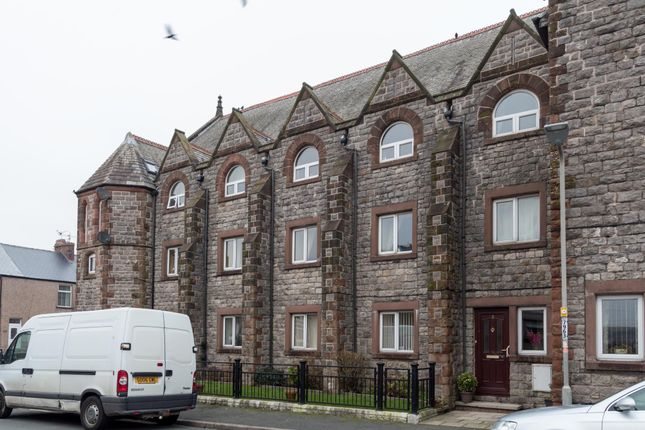 Thumbnail Flat for sale in Wesley Court, Cleator Street, Dalton-In-Furness