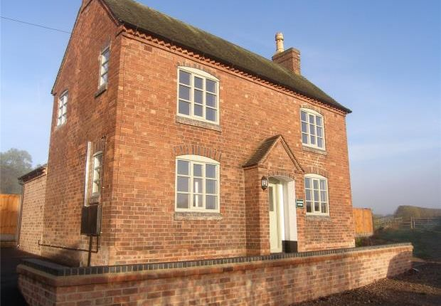 Thumbnail Detached house to rent in Barton Under Needwood, Burton-On-Trent, Staffordshire