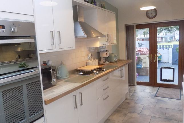 Thumbnail Terraced house for sale in Adam Street, Abertillery