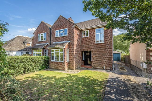 Thumbnail Semi-detached house to rent in Begbroke, Kidlington