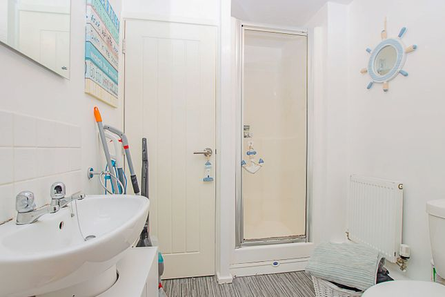 Bathroom of Mill Meadow, North Cornelly, Glamorgan CF33