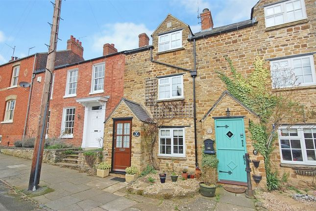 Thumbnail Terraced house for sale in Vicarage Lane, Kingsthorpe Village, Northampton