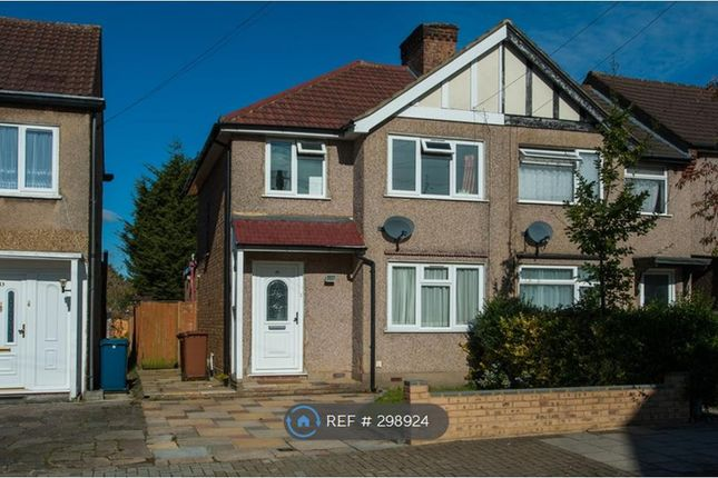Thumbnail Terraced house to rent in Boxtree Lane, Harrow