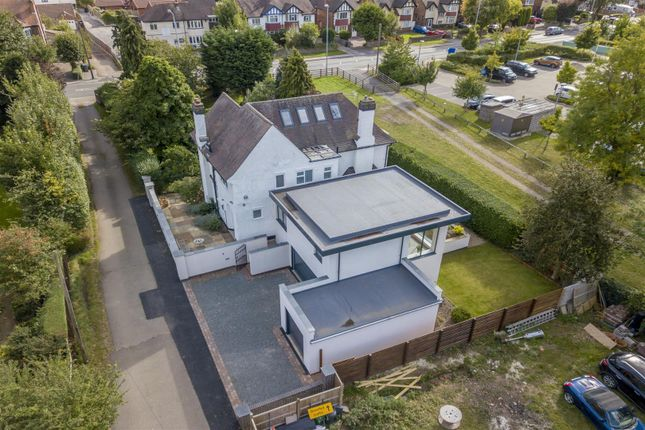 Thumbnail Detached house for sale in Wilford Lane, West Bridgford, Nottinghamshire
