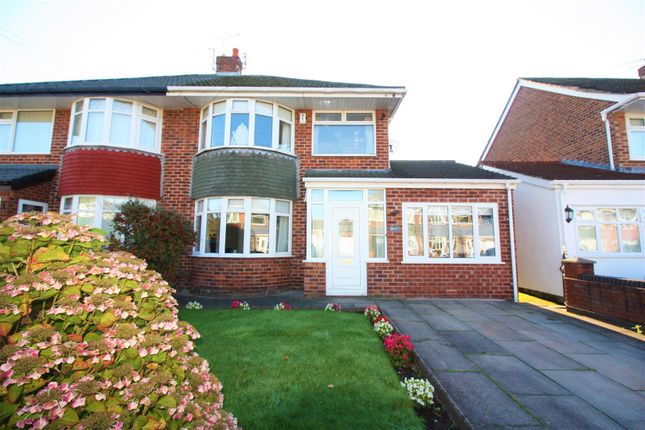 Thumbnail Semi-detached house for sale in Langdale Drive, Maghull, Liverpool