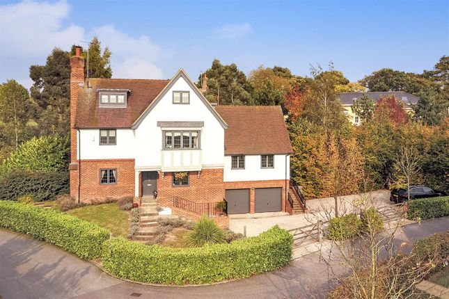 Thumbnail Detached house for sale in Hereward Mount, Stock, Ingatestone
