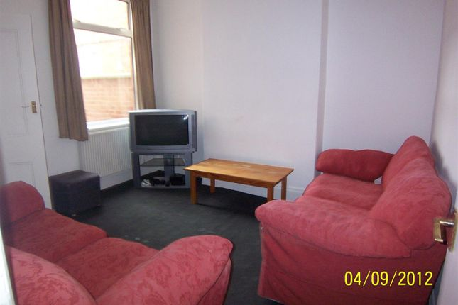 Thumbnail Terraced house to rent in Dashwood Road, Leicester