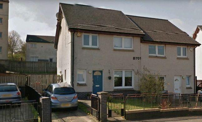 Thumbnail Semi-detached house for sale in Clovenstone Park, Edinburgh