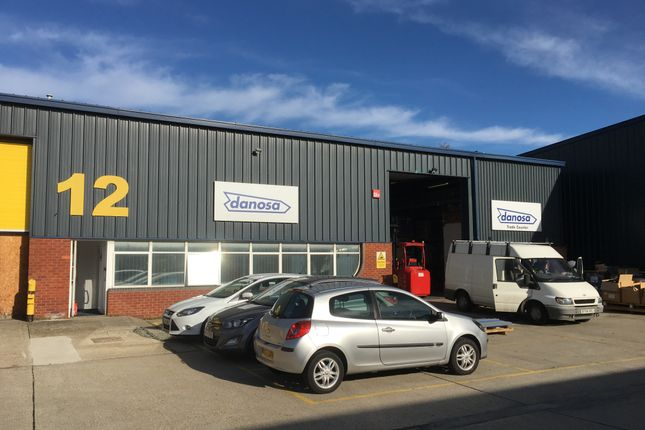 Thumbnail Industrial to let in Unit 12 Admiral Park Industrial Estate, Portsmouth