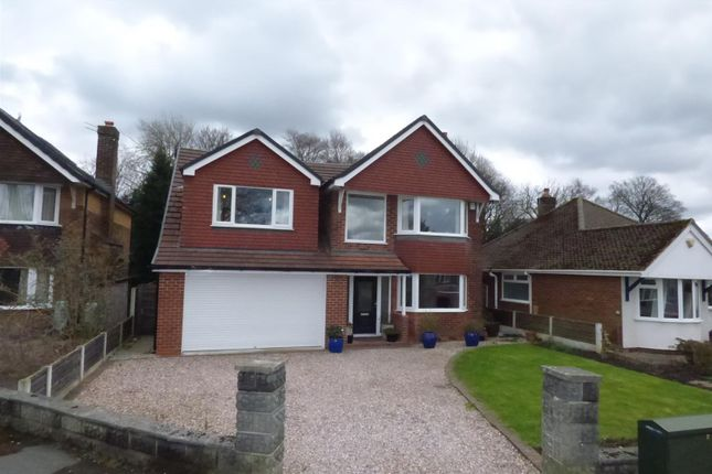 Thumbnail Detached house for sale in Albany Drive, Bury