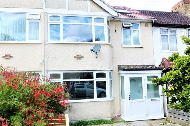 Thumbnail Terraced house to rent in Denecroft Road, Uxbridge