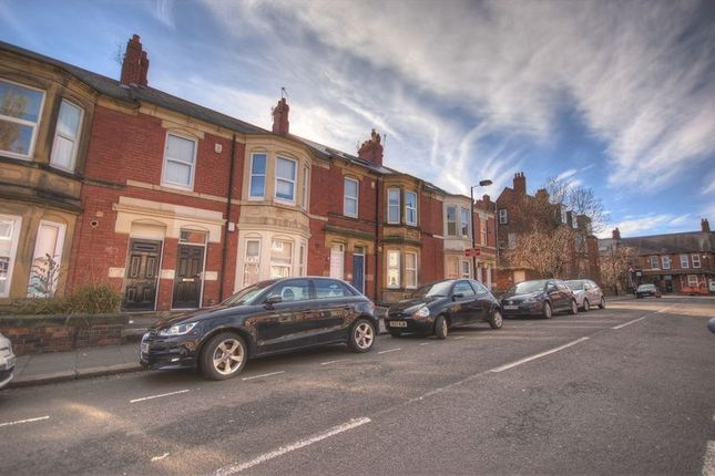 Thumbnail Flat for sale in Buston Terrace, Jesmond, Newcastle Upon Tyne