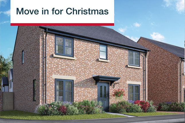 Thumbnail Detached house for sale in Mansell Close, Stafford