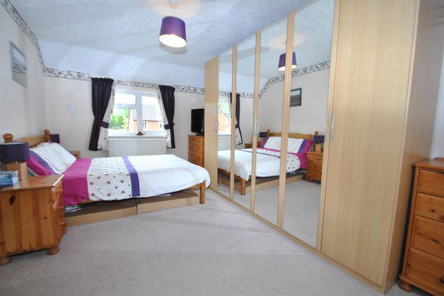 Bedroom One of Waywell Close, Fearnhead, Warrington WA2