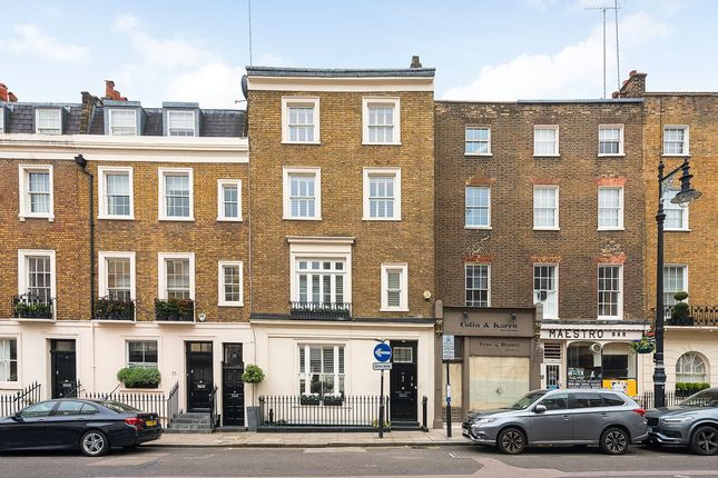 Thumbnail Terraced house for sale in Lower Belgrave Street, London