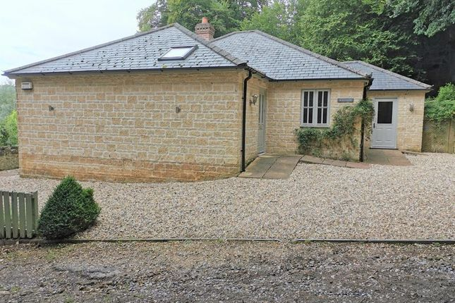 3 bed bungalow to rent in Higher Coombe, Donhead St. Mary, Shaftesbury SP7