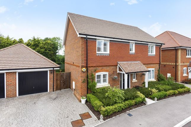 Detached house for sale in Nursery Green, Loxwood