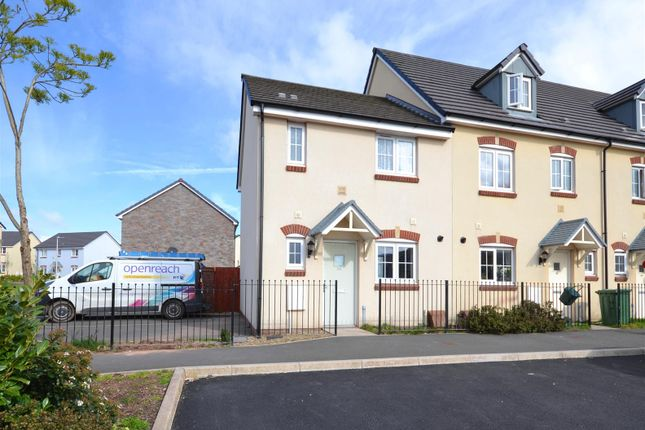 2 bed end terrace house for sale in Sunningdale Drive, Hubberston, Milford Haven