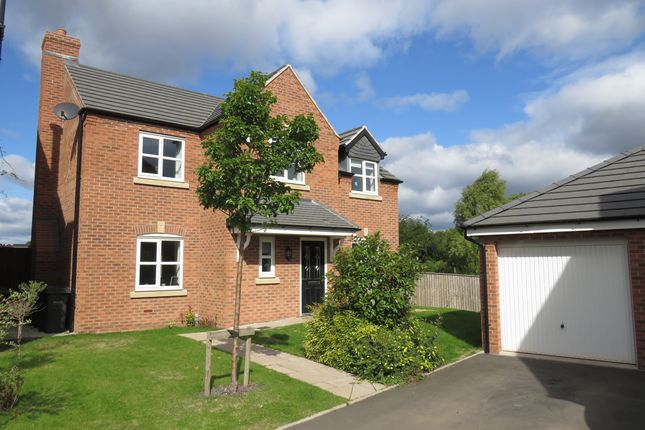 Thumbnail Detached house for sale in Bhullar Way, Oldbury