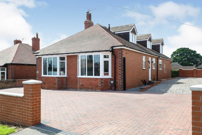 5 bed detached bungalow for sale in New Road, Dinnington, Sheffield S25