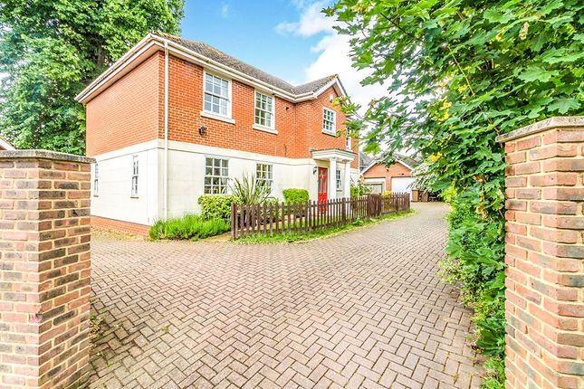 Detached house for sale in Grosvenor Court, Oakwood Park, Maidstone