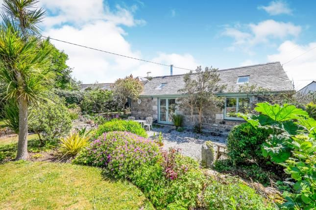 Thumbnail Barn conversion for sale in St. Just, Penzance, Cornwall