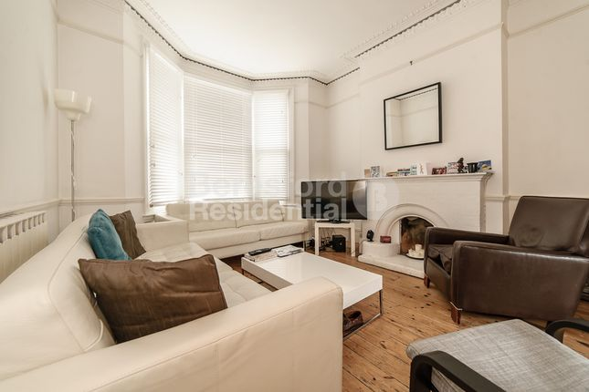 Thumbnail Terraced house to rent in Helix Road, London
