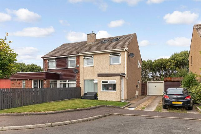 Thumbnail Semi-detached house for sale in Barony Court, Ardrossan