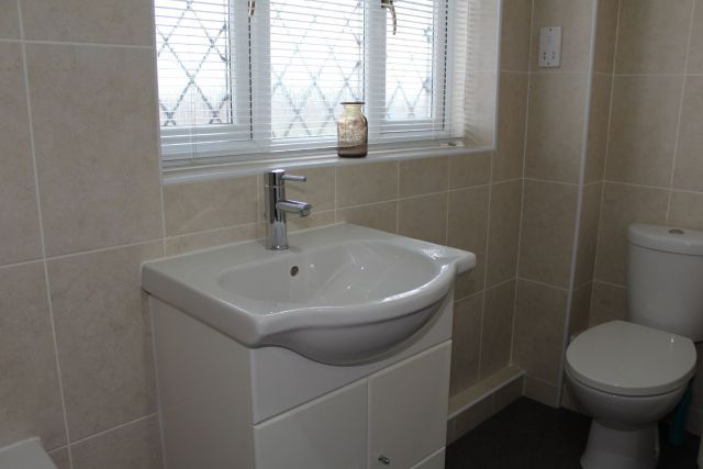 Bathroom of Hawkstone Close, Duston, Northampton NN5