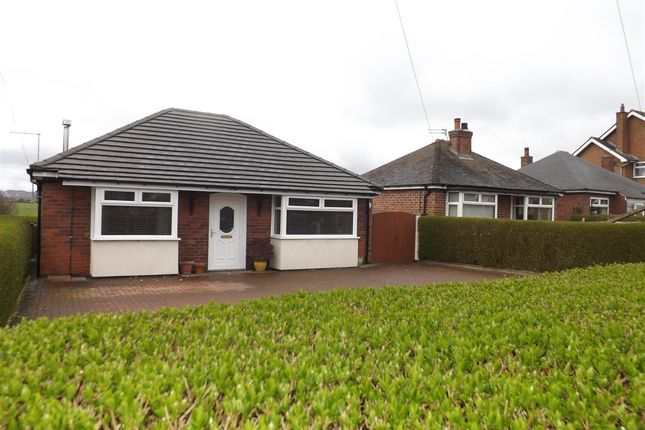 Thumbnail Bungalow for sale in School Lane, Caverswall, Stoke-On-Trent