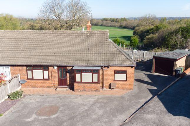 2 bed semi-detached bungalow for sale in Woodrow Crescent, Methley, Leeds LS26