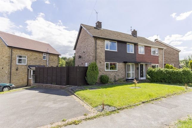 Thumbnail 3 bed semi-detached house for sale in Pennine Way, Loundsley Green, Chesterfield